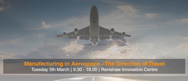 Manufacturing in Aerospace open day
