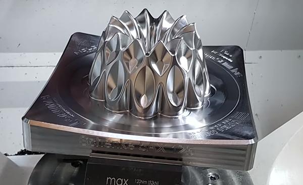 Okuma five-axis machine released by NCMT