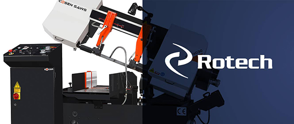 Rotech purchases third Cosen SH-4030