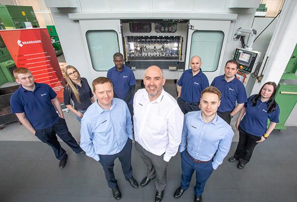 £1.5m export boost at Brandauer