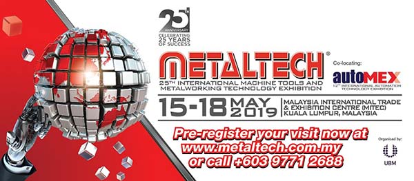 Crowds set for 25th edition of Metaltech Malaysia