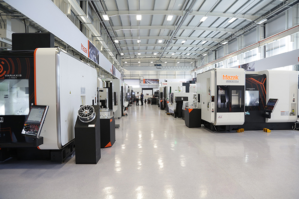 Mazak names open house dates