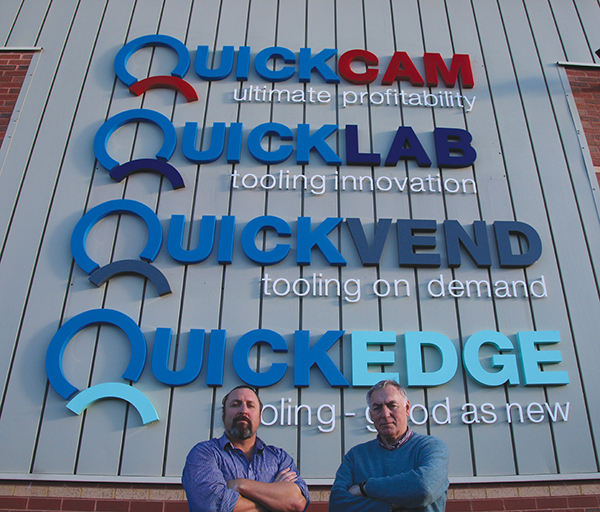 Quickgrind technical centre opens