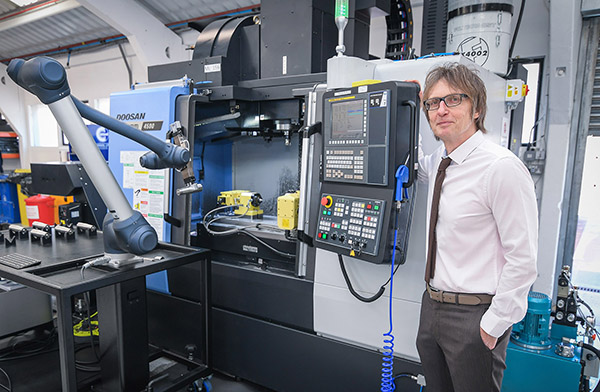 £200,000 automated machining investment