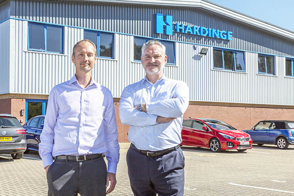 New HQ for Jones & Shipman Hardinge