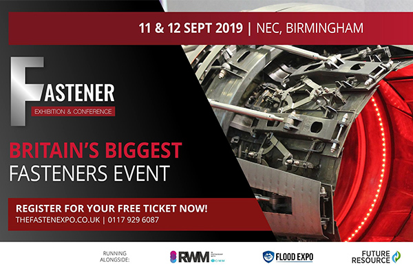 Fastener Exhibition & Conference 2019
