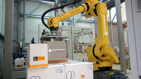 Robotics company launched by Endoline