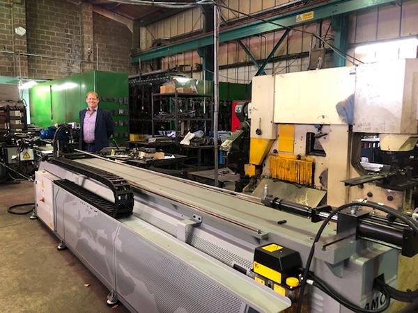 SevenHills unveils tube-bending facility