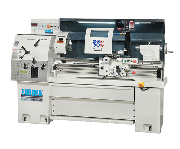Europa eturn lathes released in UK