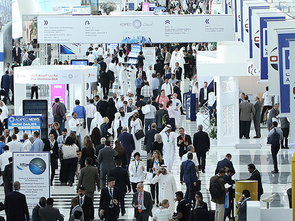 Around 145,000 expected at ADIPEC
