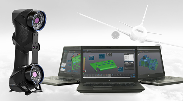 Creaform releases HandyScan AeroPack