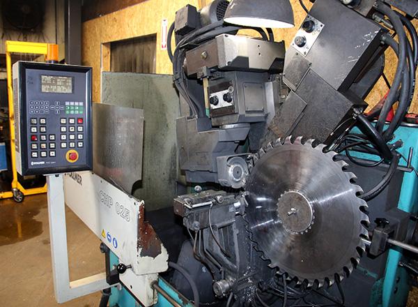 Saw manufacturer  sharpens its focus