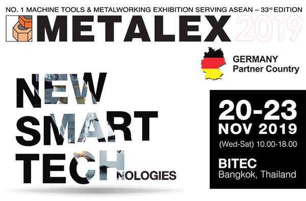 Smart technologies at Metalex