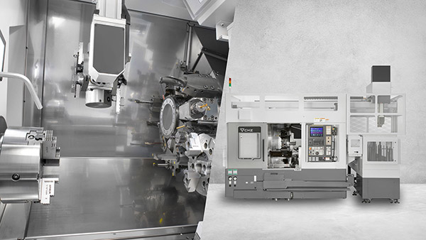 TDT Machine Tools partners with CMZ