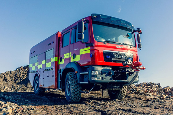 £30m fire engine contract