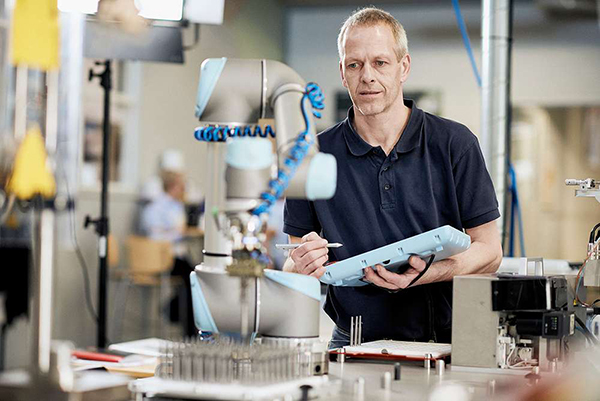 Service360 launched by Universal Robots