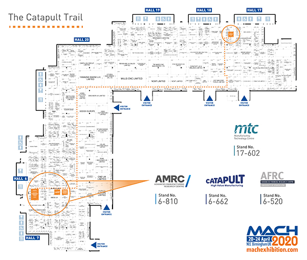 Follow the HVM Catapult trail at MACH