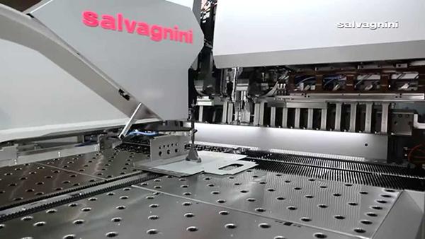 Salvagnini reports success at Fabtech