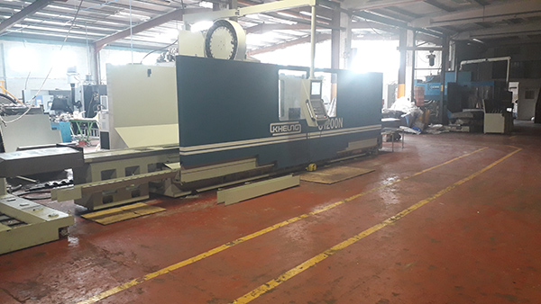 Ward Hi-Tech supplies large bed mill