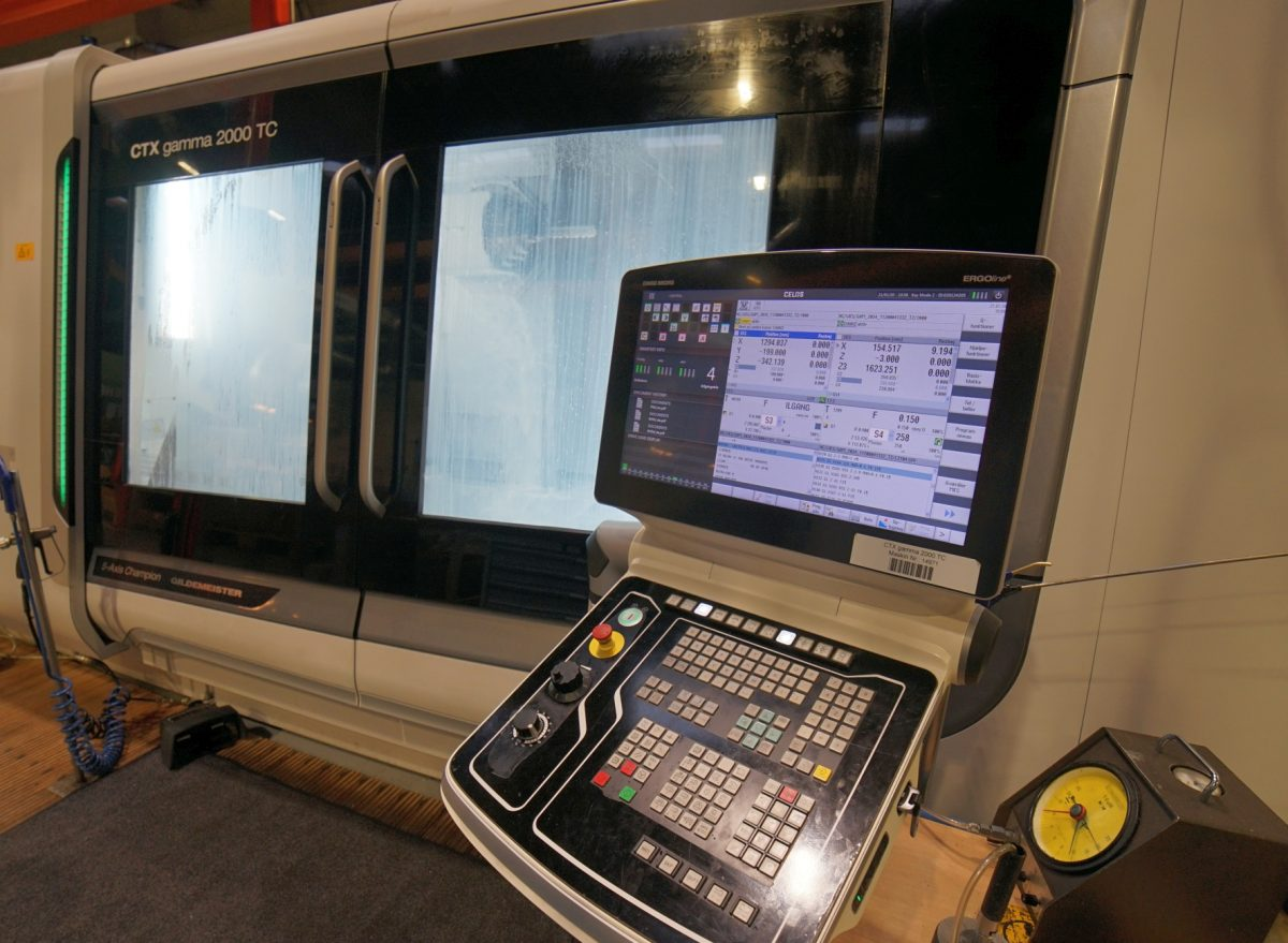 Vericut powers digital manufacturing