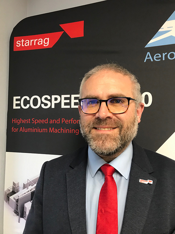 Starrag UK names sales manager