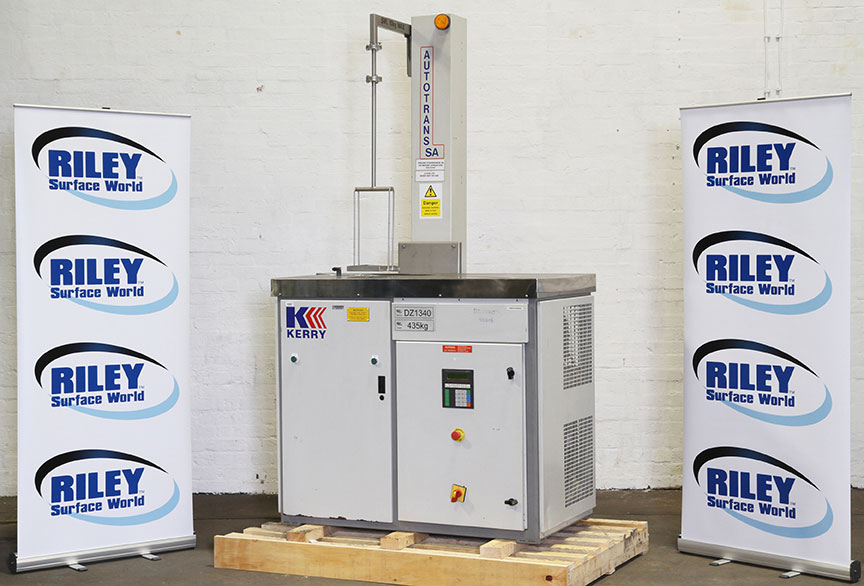 BREAKING NEWSRiley Surface World supplies critical machinery to VentilatorChallengeUK, supporting the NHS against Covid-19