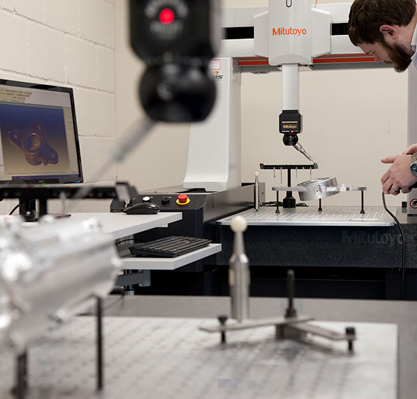 ESL takes Europe's first CMM of its type