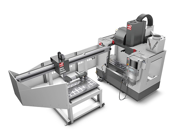 Haas releases auto parts loader