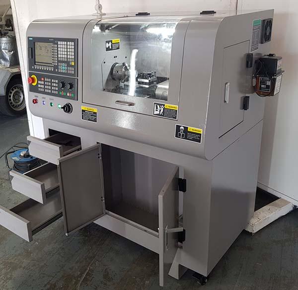 New CNC machines from Ajax