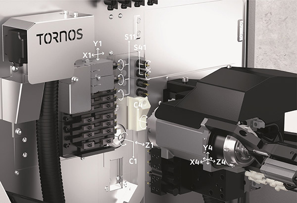 SwissNano 7 available from Tornos