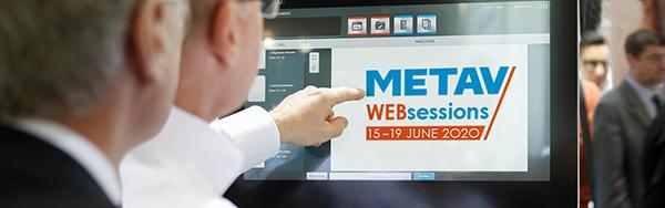 Talking about innovation at METAV