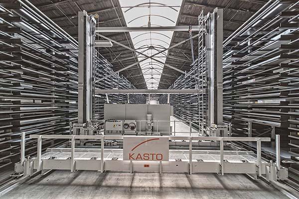Second Kasto storage system ARRIVES AT AMCO