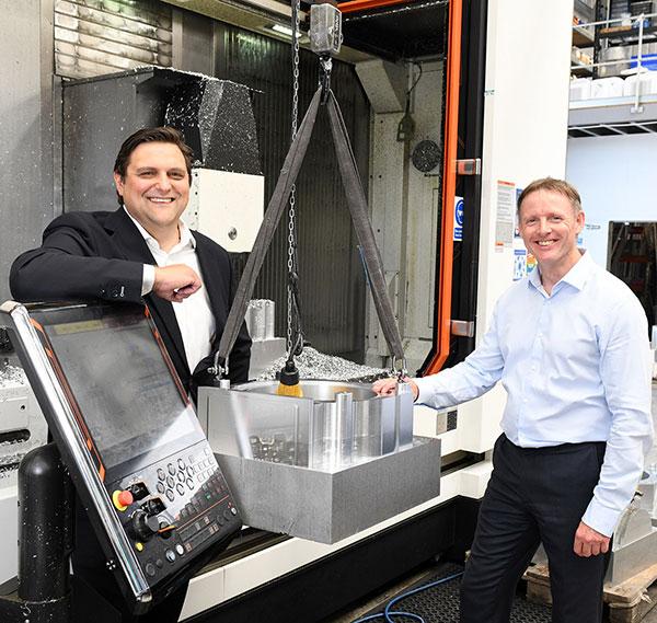 Aerospace specialist acquires AMF Precision