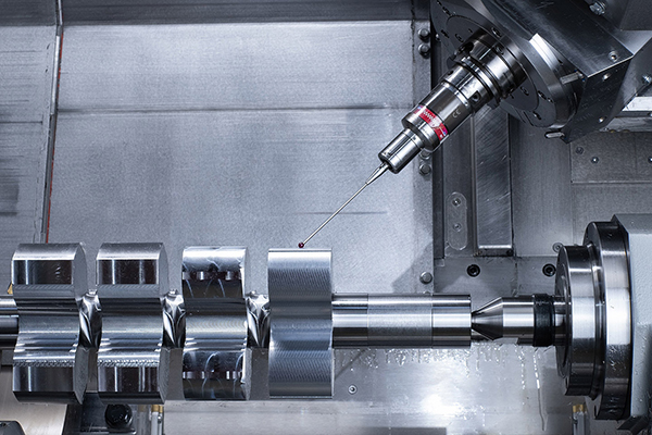 Blum touch probes at WFL