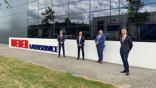 Bystronic takes over Weber Laserservice