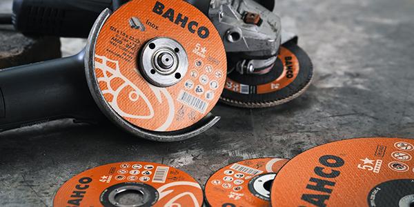 Bahco unveils cutting discs
