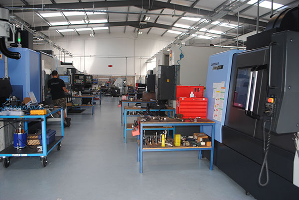 Five-axis investment pays dividends