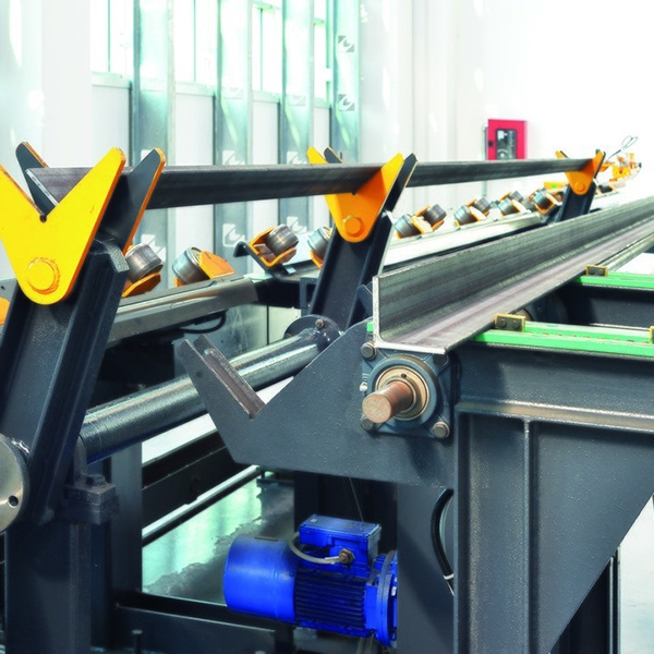 Barrett Steel delivers with Ficep solution