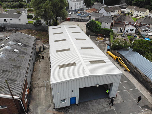 Cyrus opens manufacturing facility in Wales