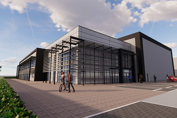 £6.85m funding for NAMRC facility