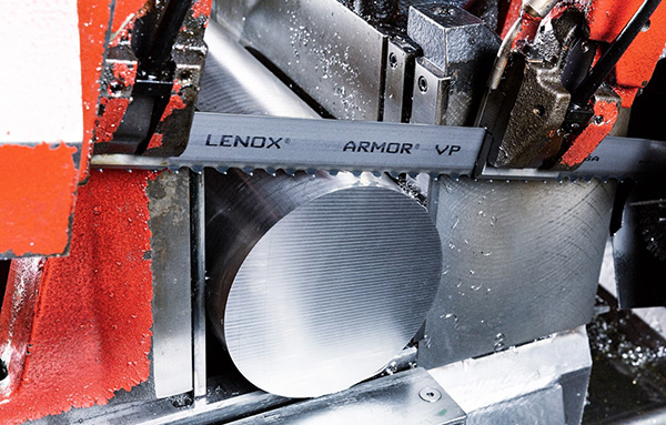 Lenox launches Armor VP bandsaw blade