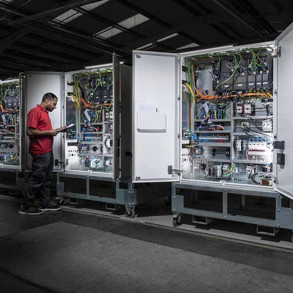 30,000 control systems milestone