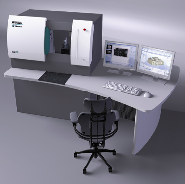 Latest Wenzel CT scanner unveiled