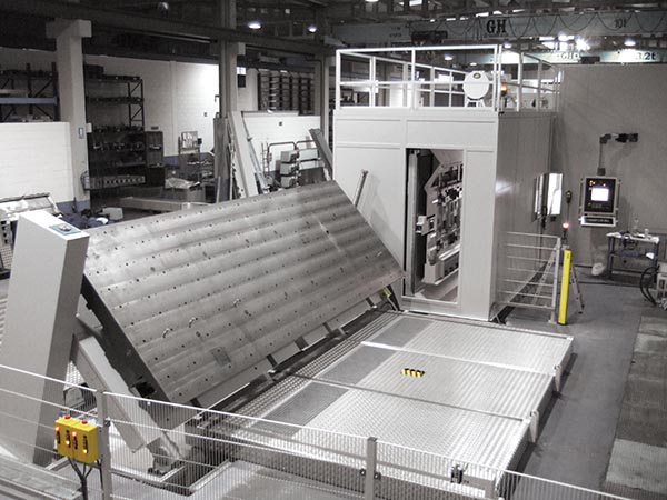 Machines for aerostructures enhanced