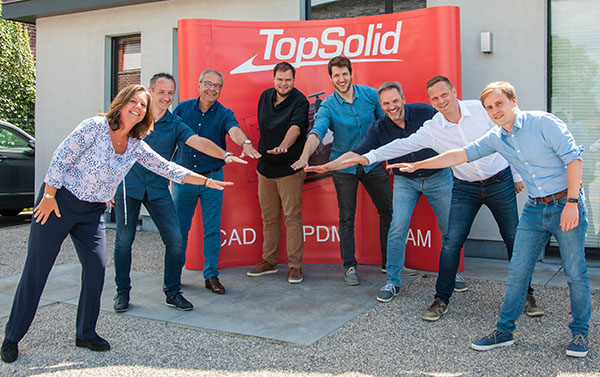 Topsolid opens two new subsidiaries