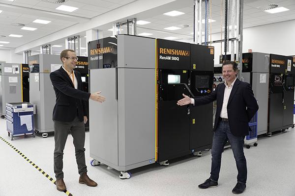 DMC orders RenAM  500Q systems