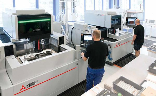 EDMs boost tool-making capability