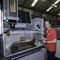 Tool room gets capability boost