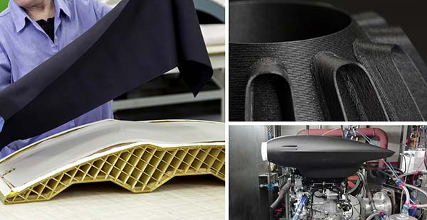 The 3D printing of composite tooling