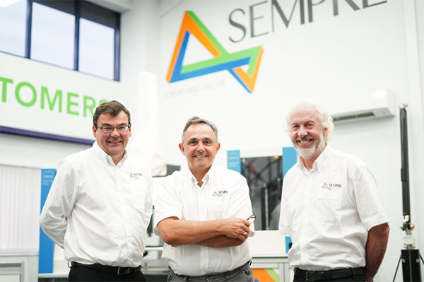 LK Metrology appoints Sempre